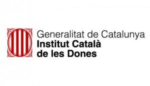 logo Generalitat de Catalunya, Instituto Català de les dones