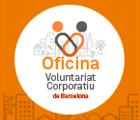 Banner de la Oficina del Voluntariado Corporativo de Barcelona
