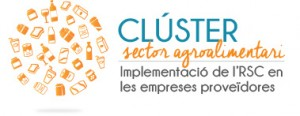 logo Clúster sector Agroalimentari