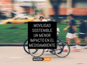mobilidad sostenible