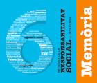 Memoria de la 6 Setmana de la Responsabilitat Social