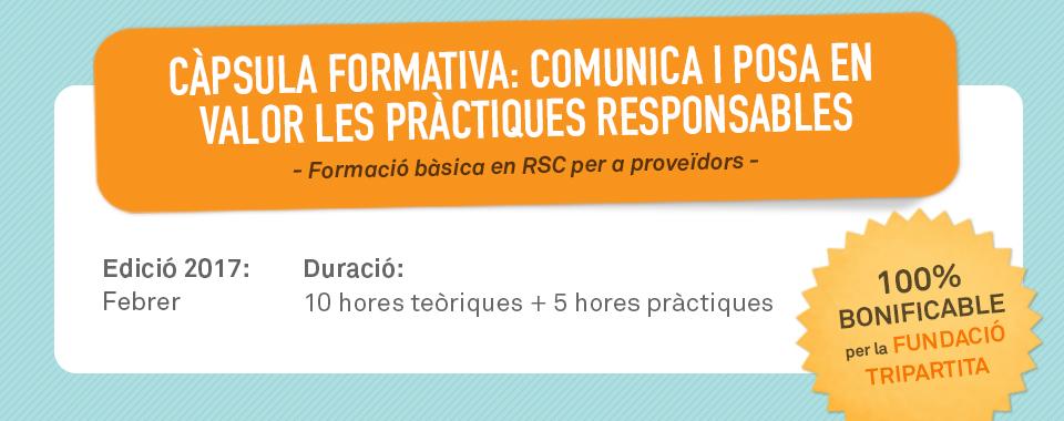 Capsulas Formativas en RSC