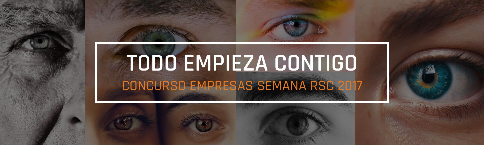 Concurso Empresas Semana RSC 2017
