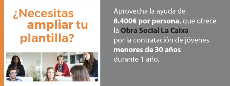 Ayudas Obra Social la Caixa