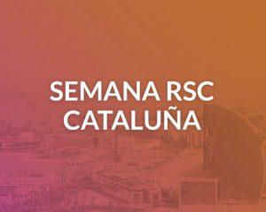 Semana RSC Cataluña
