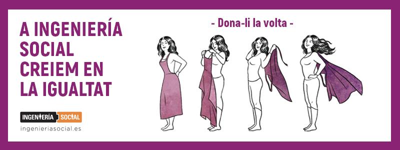Dia de la dona 8 març