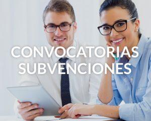 Convocatorias y Subvenciones
