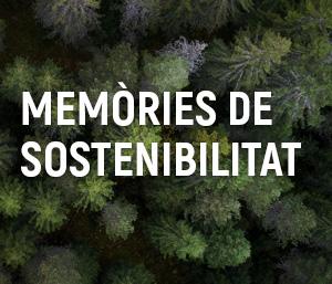 Memories de sostenibilitat