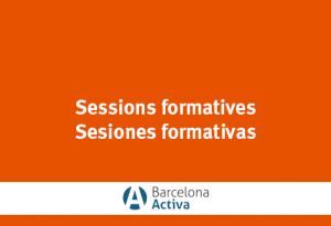 Sesiones formativas Empresas Responsables - Barcelona Activa