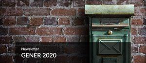 newsletter enero 2020 novedades Responsabilidad Social