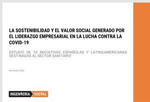 La sostenibilidad y el valor social generado por el liderazgo empresarial en la lucha contra el COVID-19